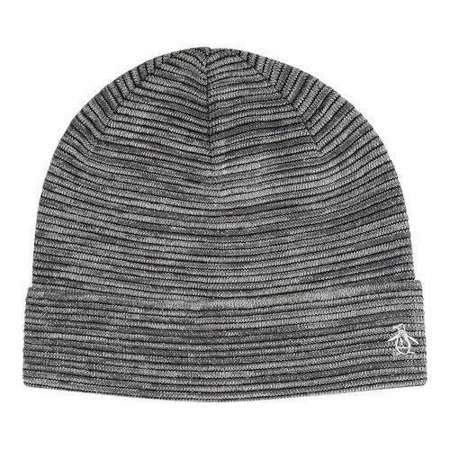 f8b55ef983ba7 Shop Men s Original Penguin Cotton Rib Watchcap Heather Grey - Free  Shipping On Orders Over  45 - Overstock - 22207272