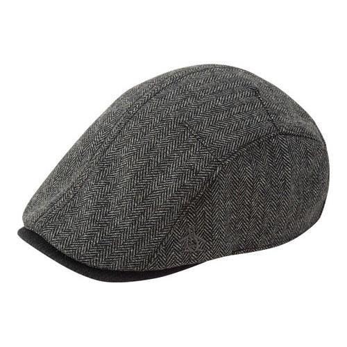 Shop Men s Original Penguin Herringbone Driving Cap Grey - Free Shipping On  Orders Over  45 - Overstock - 22207290 abf476aa8e0f