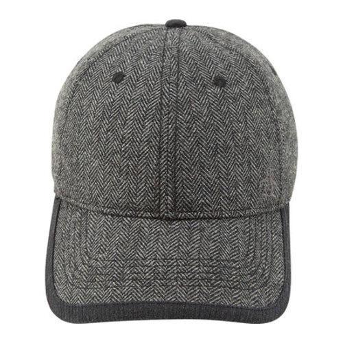 Shop Men s Original Penguin Herringbone Baseball Cap Grey - Free Shipping  On Orders Over  45 - Overstock.com - 22207288 46bf5ff305b9