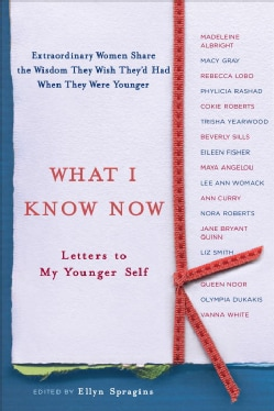 What I Know Now: Letters to My Younger Self (Paperback)