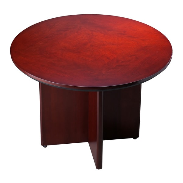 Mayline Corsica 42-inch Conference Table