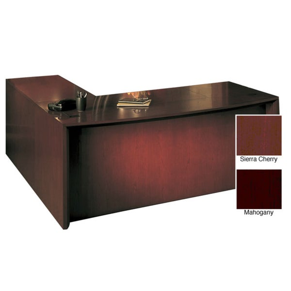 Mayline Corsica 5-Piece Office Suite