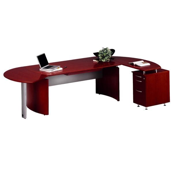 Mayline Napoli 4-Piece NT1 Office Suite
