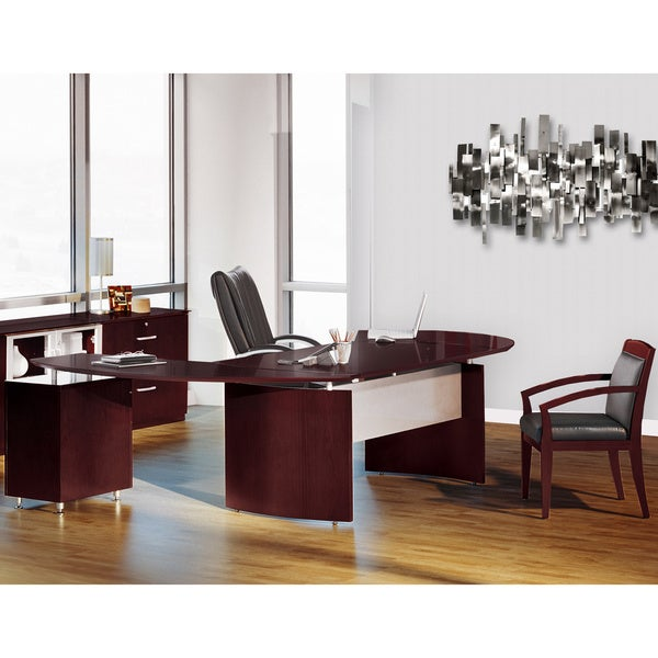 Mayline Napoli 4-Piece NT2 Office Suite