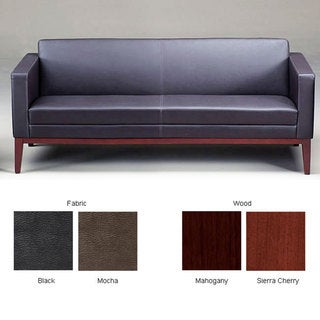 Mayline Prestige Leather Lounge Sofa