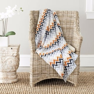 "Bedsure Knitted Throw Blanket Throws 50""x60"""