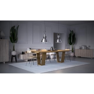 Link to BERGEN 250 Solid Wood Dining Table Similar Items in Dining Room & Bar Furniture