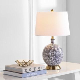 "Safavieh Lighting 25-inch Orianna LED Table Lamp - 15""x15""x25"""