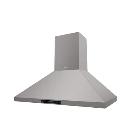"""Thor Kitchen - 30"""" Wall Mount Chimney Range Hood in Stainless Steel"""