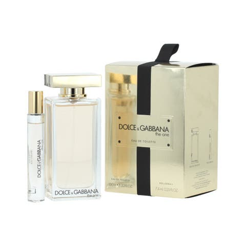 Dolce & Gabbana The One Women's 2-piece Gift Set