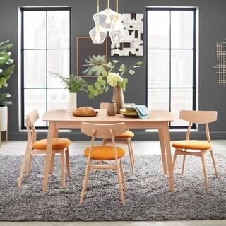 Simple Living Solid Beechwood Cadiz Dining Set