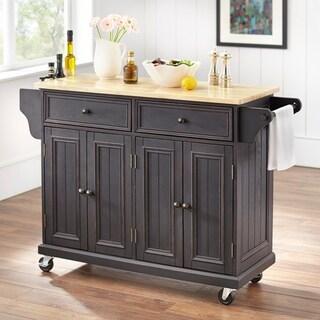 Simple Living Nantucket Kitchen Cart