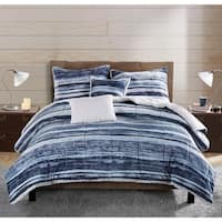 Carbon Loft Candice Plush Comforter Set