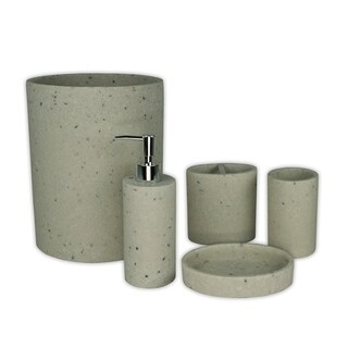 Austin Horn Classics Stoneville Natural Bath Accessory Collection