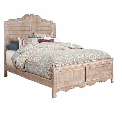 Chatsworth Complete King Panel Bed