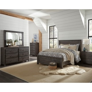 Wheaton Complete Full Panel Bed
