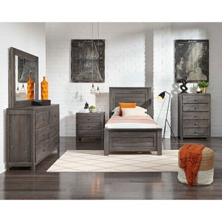 Wheaton Complete Twin Panel Bed