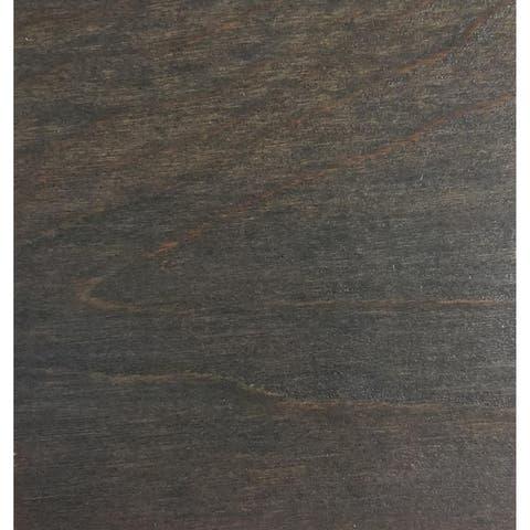 Bullnose Oak Two Drawer File 22W x 30H x 21D