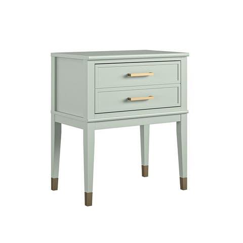 CosmoLiving by Cosmopolitan Westerleigh MDF/Wood Modern End Table