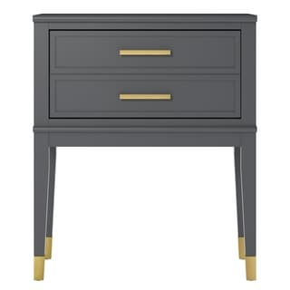 cheaper e60df cfe4f Buy Nightstands & Bedside Tables Online at Overstock | Our ...