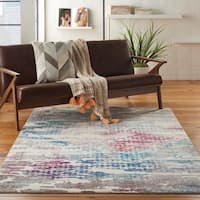 Nourison Entice Distressed Area Rug