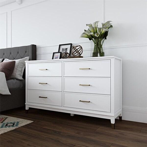 CosmoLiving by Cosmopolitan Westerleigh 6 Drawer Dresser