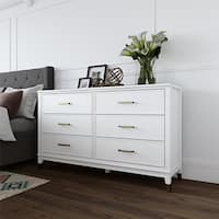 CosmoLiving Westerleigh 6 Drawer Dresser