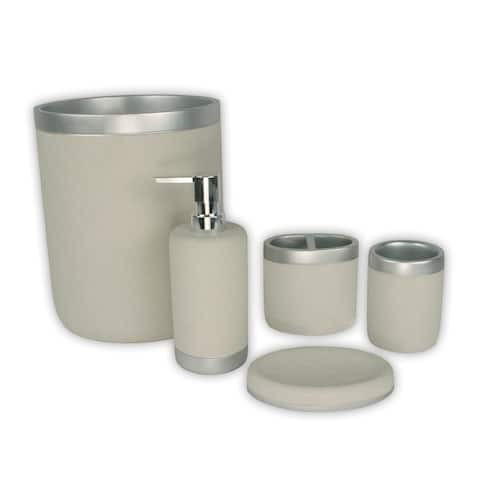 Austin Horn Classics Cementville Natural Bath Accessory Collection