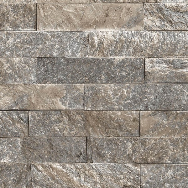 Adams 32.7 Ft. x 20.5 In. Stacked Stone Wallpaper - 32.7 Ft. x 20.5 In.. Opens flyout.