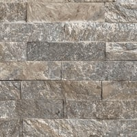 Adams 32.7 Ft. x 20.5 In. Stacked Stone Wallpaper