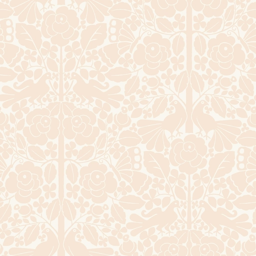 Shop Fairy Tales Wallpaper 20 5 In X 33 Ft 56 Sq Ft In Pink On Sale Overstock 26035373