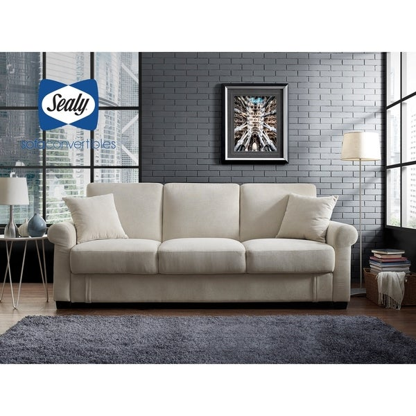 Shop St. Anne Sofa Convertible With Storage By Sealy