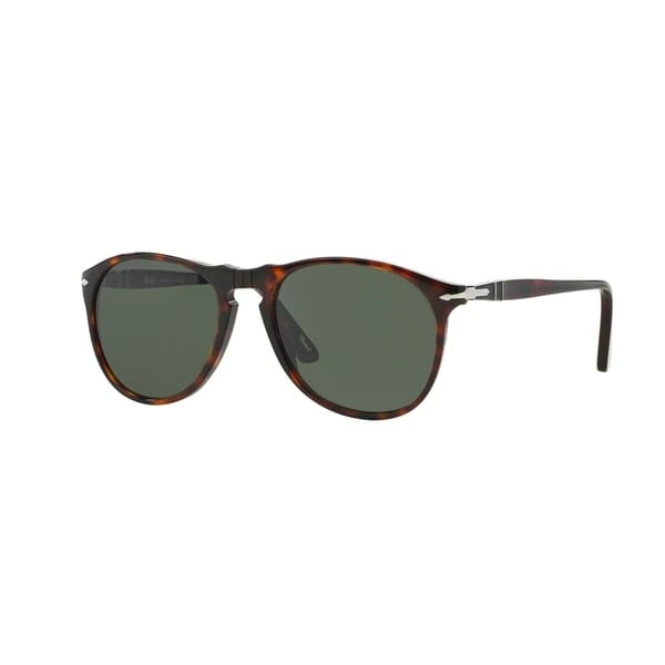 65c282b960df Shop Persol PO9649 Men Sunglasses - Tortoise - Free Shipping Today -  Overstock - 26036291