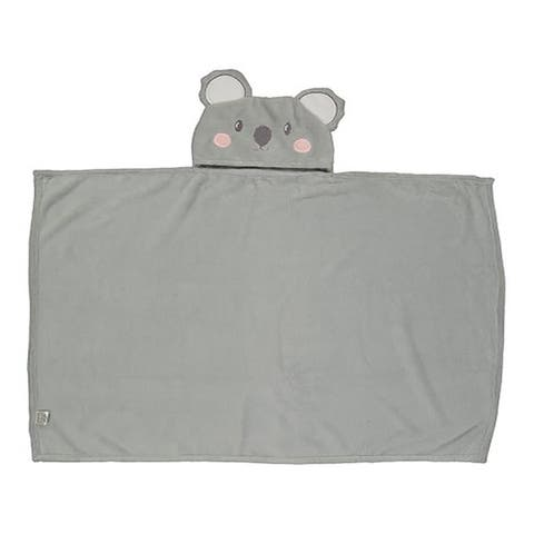 Baby and Toddler Animal Hooded Blanket