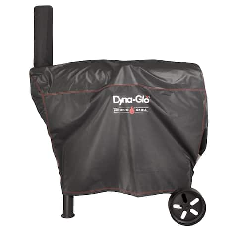 Dyna-Glo DG675CBC Barrel Charcoal Grill Cover
