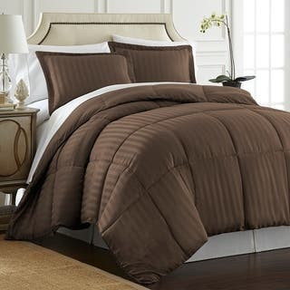 Brown Comforter Sets Find Great Fashion Bedding Deals Shopping At