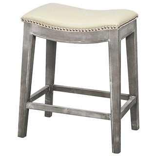 Link to Elmo Bonded Leather Counter Stool Similar Items in Dining Room & Bar Furniture