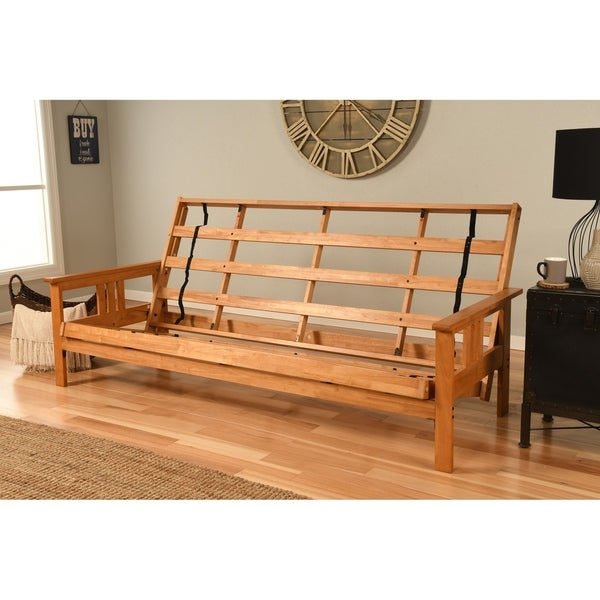 Shop Queen size Futon Frame   Free Shipping Today ...