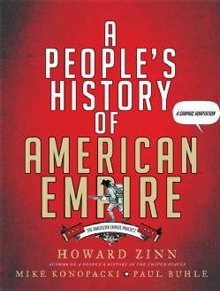 A People's History of American Empire (Paperback)