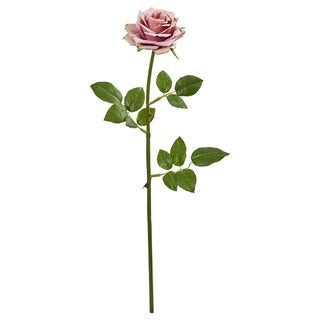 Rose Spray 19-inch Artificial Flowers (Set of 12)