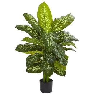 Nearly Natural 42-inch Dieffenbachia Artificial Plant