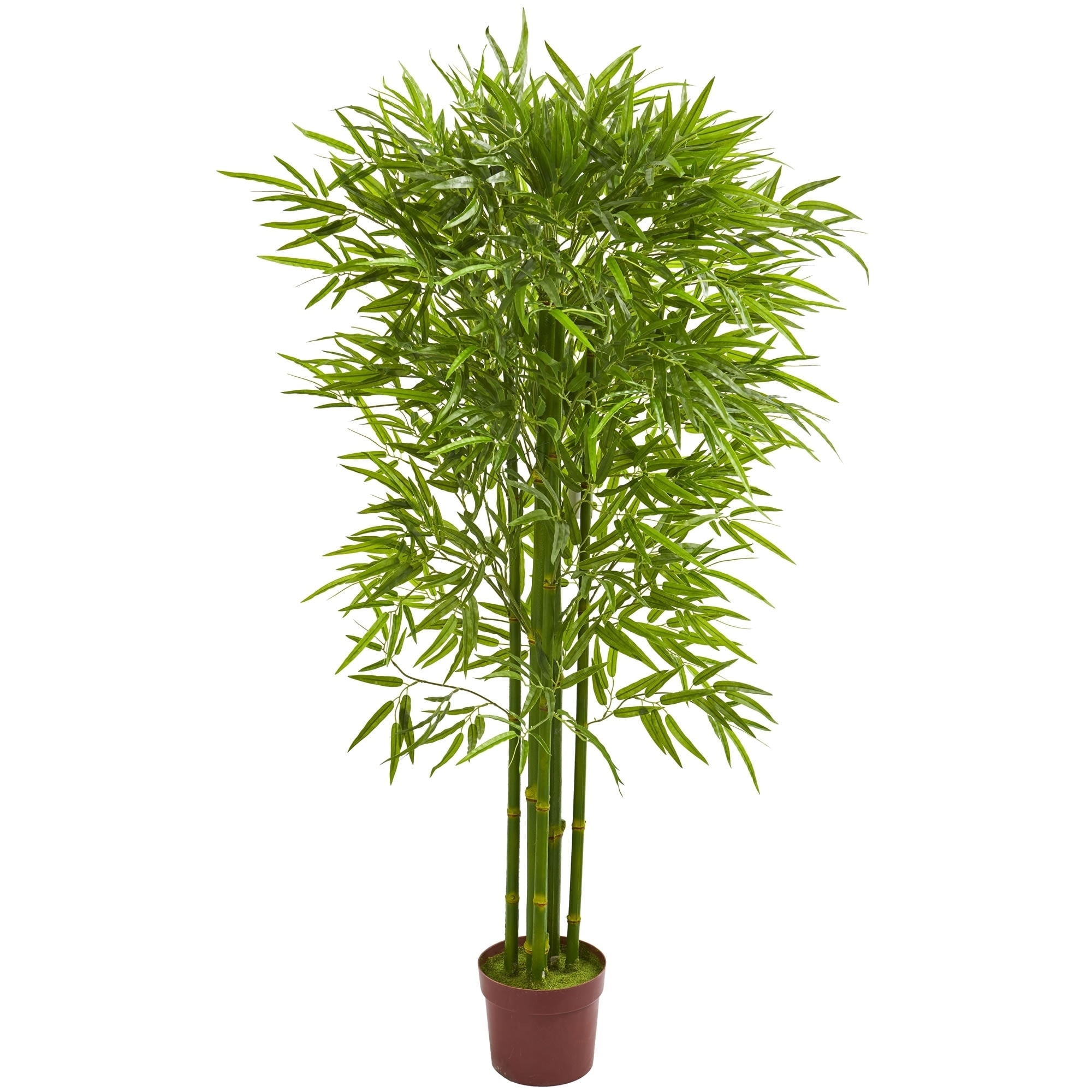 Artificial Plant 5.5 ft UV Resistant Indoor//Outdoor Ficus Tree with Container