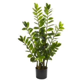 Nearly Natural 3-foot Zamioculcas Artificial Plant