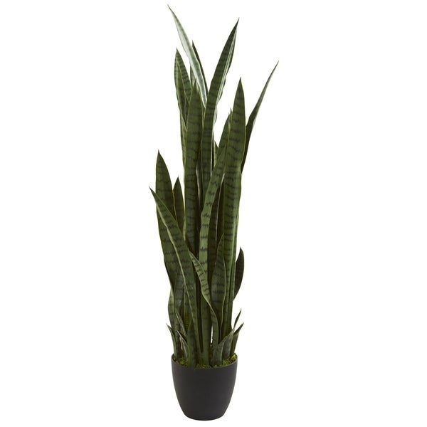 Nearly Natural Sansevieria Artificial Plant
