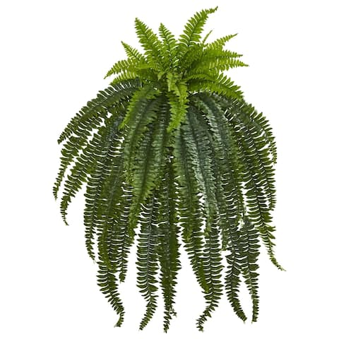 Nearly Natural 46-inch Boston Fern Artificial Plant