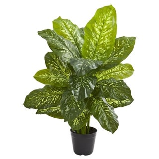 Nearly Natural Dieffenbachia 34-inch Real Touch Artificial Plant