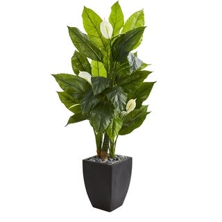Nearly Natural 63-inch Spathyfillum Artificial Plant