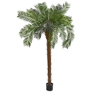 Nearly Natural 7-foot Cycas Palm Artificial Tree
