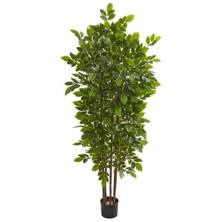 Nearly Natural River Birch Artificial Tree