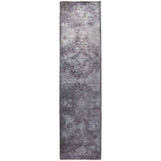 """Vibrance, Hand Knotted Area Rug -  2' 7"""" x 10' 2"""" - 2'7"""" x 10'2"""" Runner"""